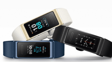Huawei Band 3 Pro and Huawei Band 3e