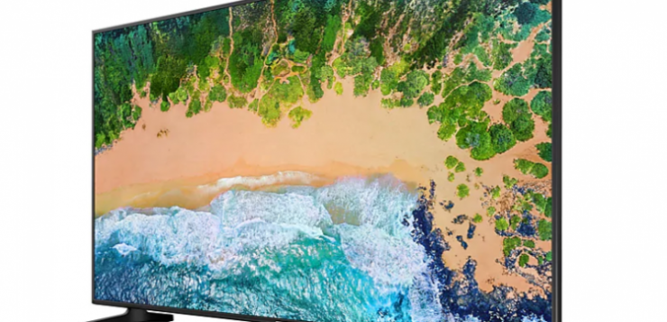 Samsung launches 43-inch, 50-inch and 55-inch super 6 series