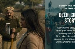 Netflix Originals Delhi Crime Season 01  is based on the Delhi Police investigation into the Nirbhaya case
