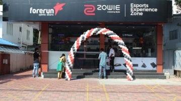 ZOWIE Experience zone