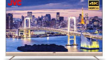 JVC 55-inch 4K Smart TV