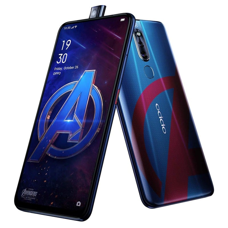 Oppo F11 Pro Avengers Limited Edition Now Available On
