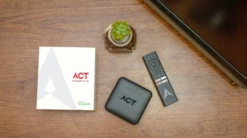 ACT Stream TV 4K Android Box