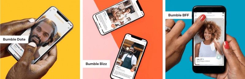 Bumble highlights features that Indians love most