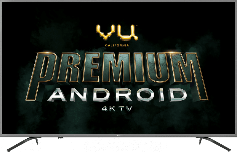 Vu launches new range of premium Android TVs