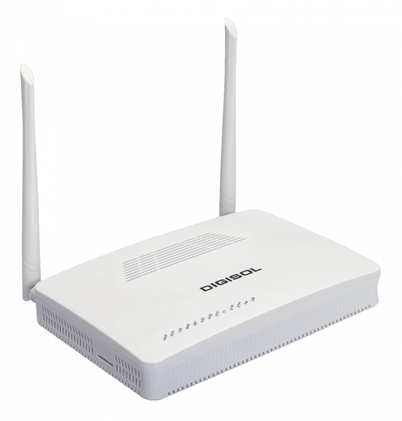 Digisol launches DG-GR4342L 300Mbps WiFi router for Fiber-to-the