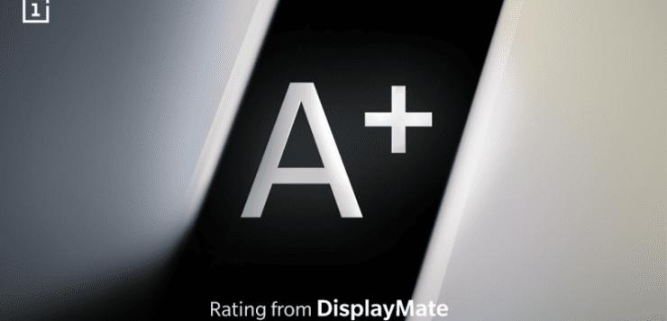 OnePlus 7 Pro DisplayMate