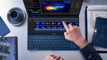Asus ZenBook Duo and ZenBook Pro Duo