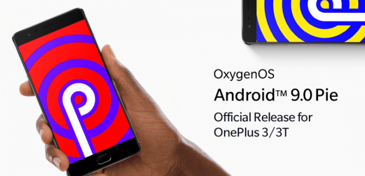 Android Pie - OnePlus 3/3T