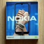 Nokia 4.2 Retail Box Front