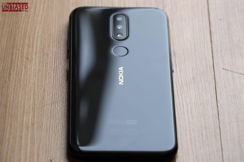Nokia 4.2 Rear Cameras
