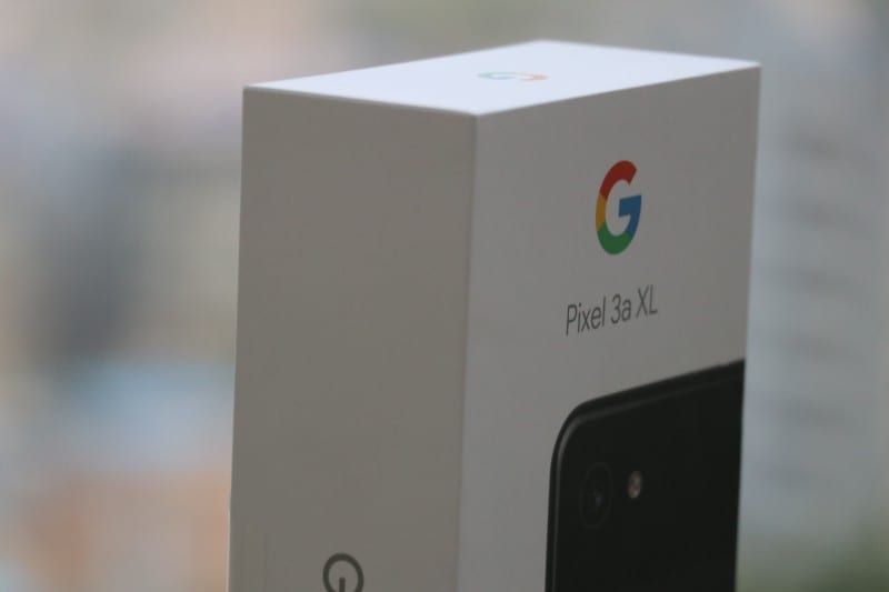 Google Pixel 3a and Pixel 3a XL India launch date