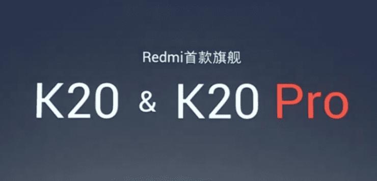 Redmi K20 Pro and Redmi K20