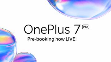 OnePlus 7 Pro Pre-book