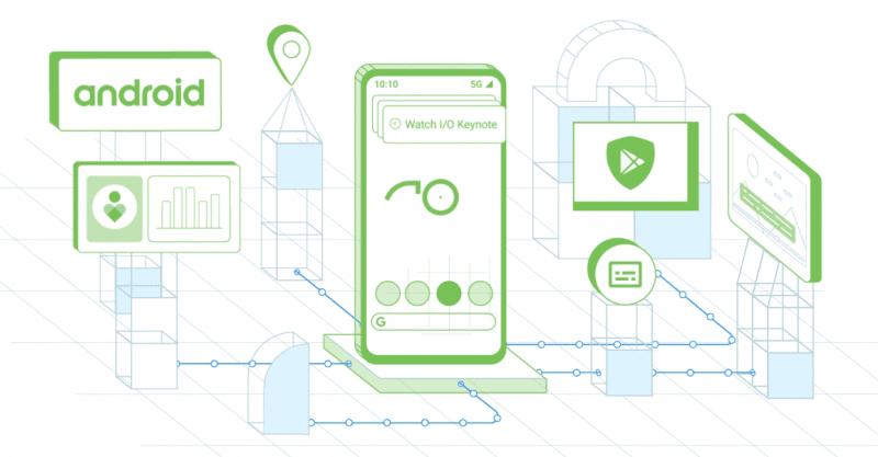 android Q Google IO 2019