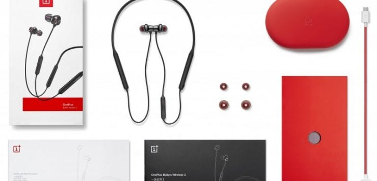 OnePlus Bullet Wireless 2