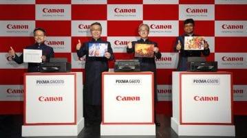 Canon PIXMA G Series