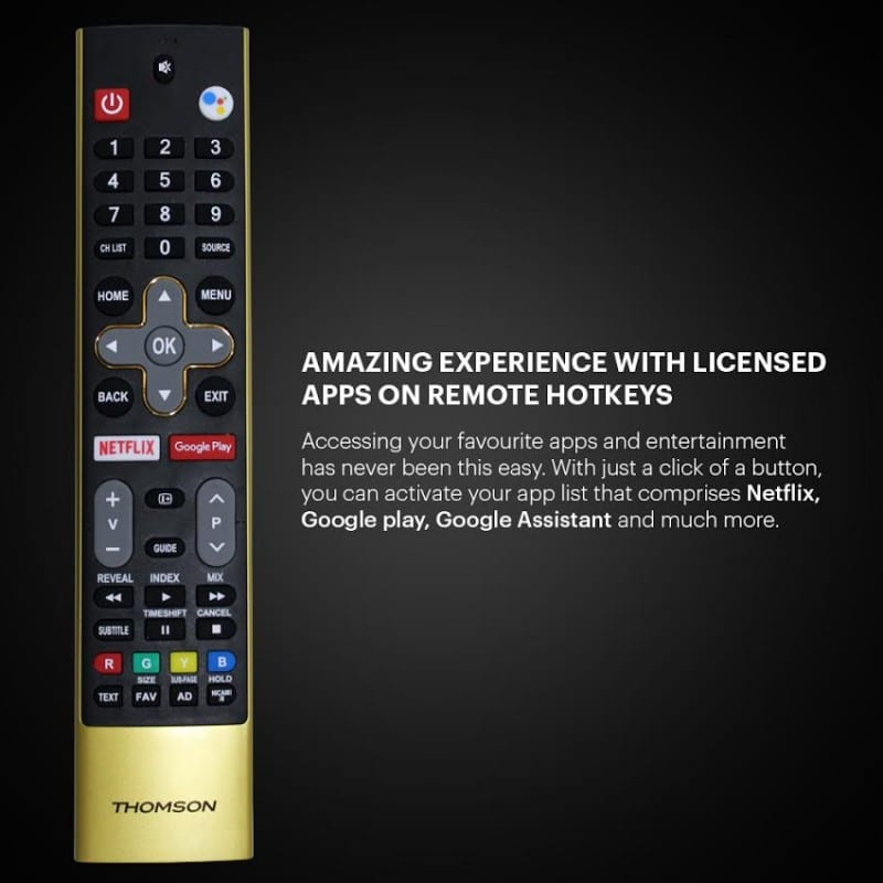 Thomson Android TV