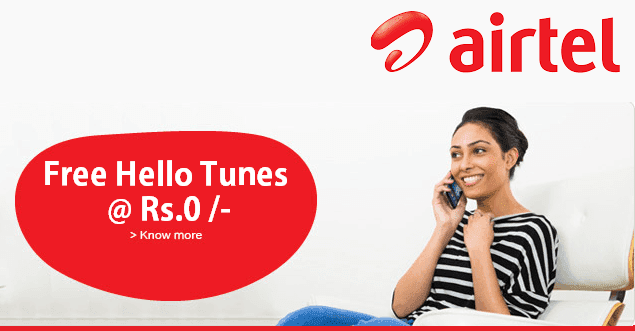 How to set FREE Hello Tunes using Wynk Music - Airtel Postpaid and Prepaid subscribers