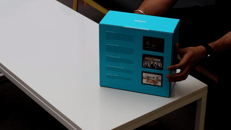 Amazon Echo Show Unboxing