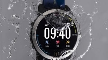 MevoFit Thrust smartwatch