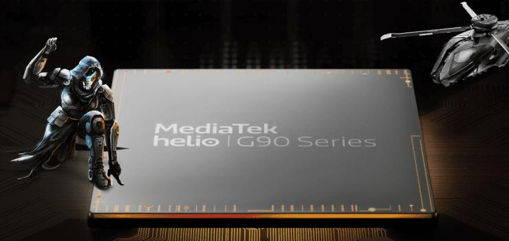 MediaTek announces Helio G90