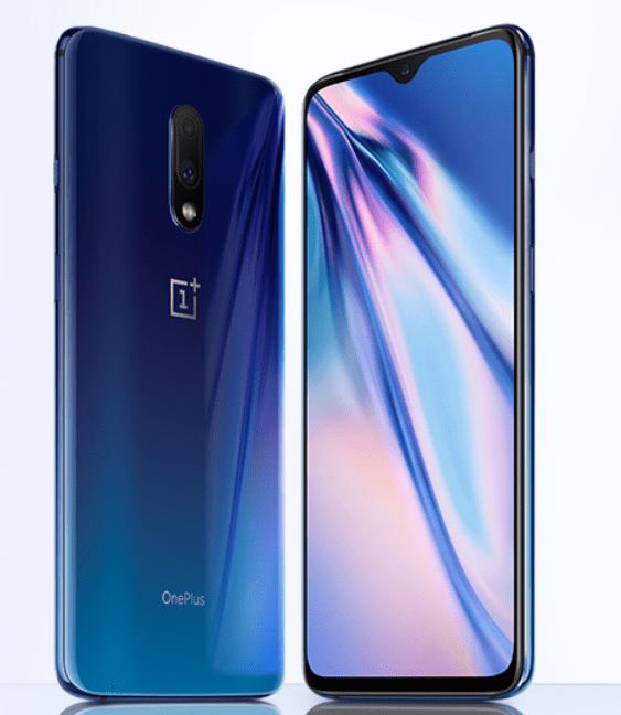 OnePlus 7 'Mirror Blue'
