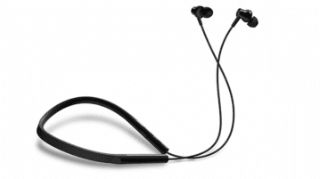 Mi Neckband Bluetooth earphone and 27W SonicCharge fast charger