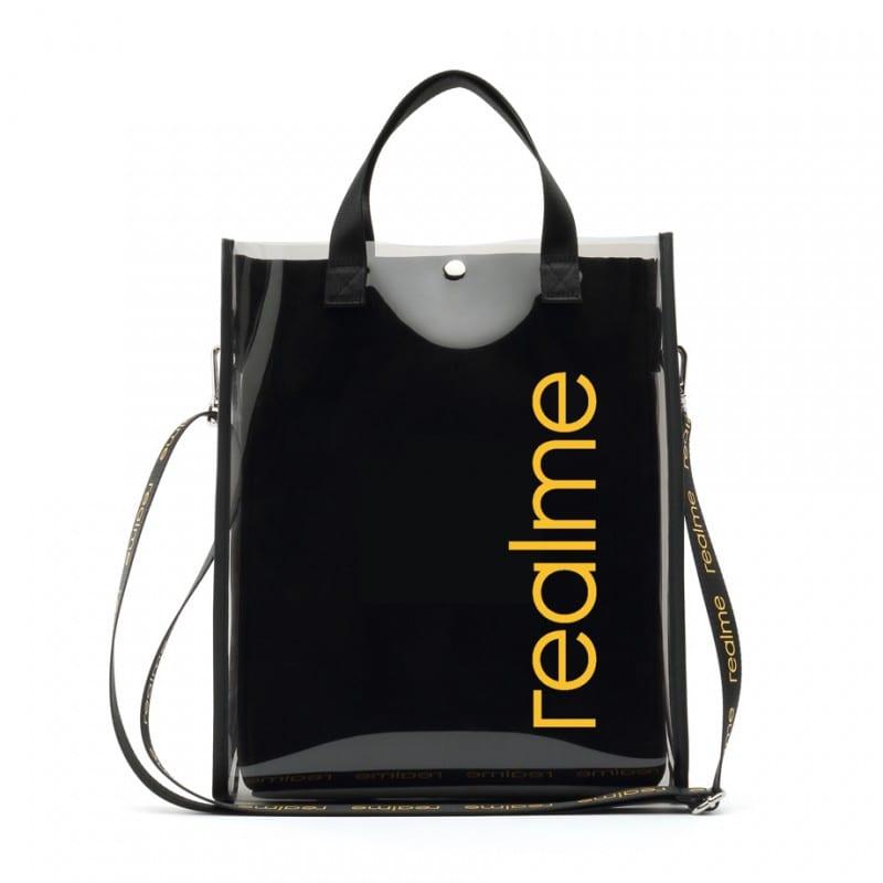 Realme Tote Bag