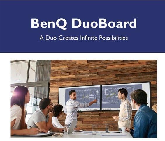 BenQ Duo Board