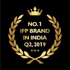 BenQ No.1 IFP Logo
