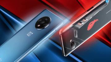 ASUS ROG Phone 2 vs OnePlus 7T
