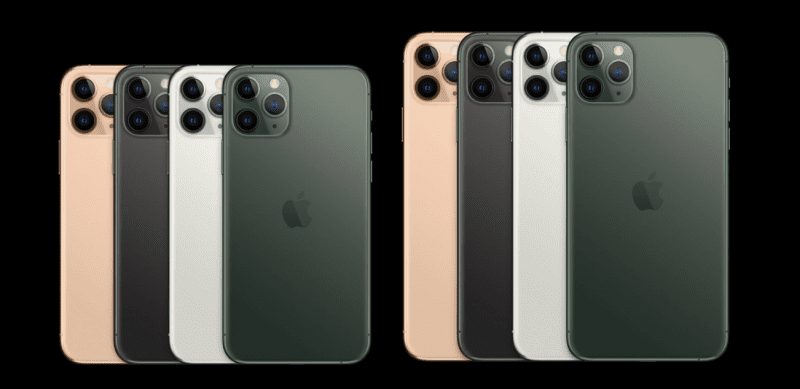 Apple Iphone 11 Iphone 11 Pro And Iphone 11 Pro Max