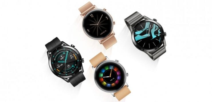 Huawei Watch GT 2 and Huawei FreeBuds 3 Announced
