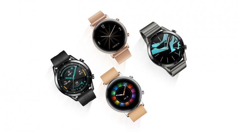 Huawei Watch GT 2 and Huawei FreeBuds 3 Announced