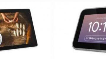 Lenovo Smart Clock and Display
