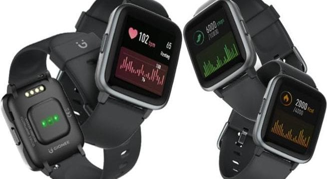 Gionee Smart Life Smartwatch