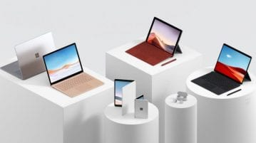 Surface 2019