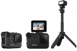 GoPro HERO8 Black and GoPro MAX