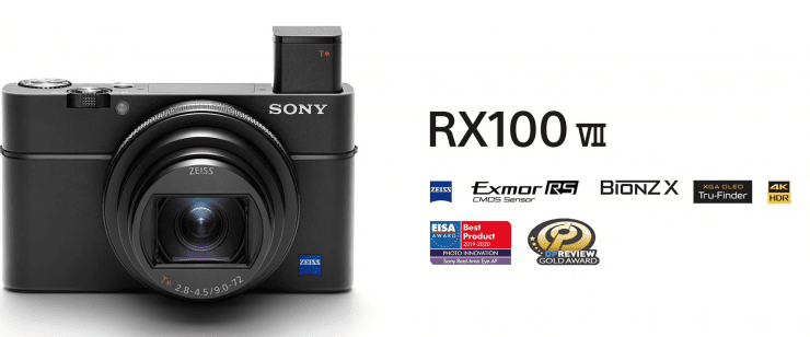 Sony India RX100 VII Compact Camera