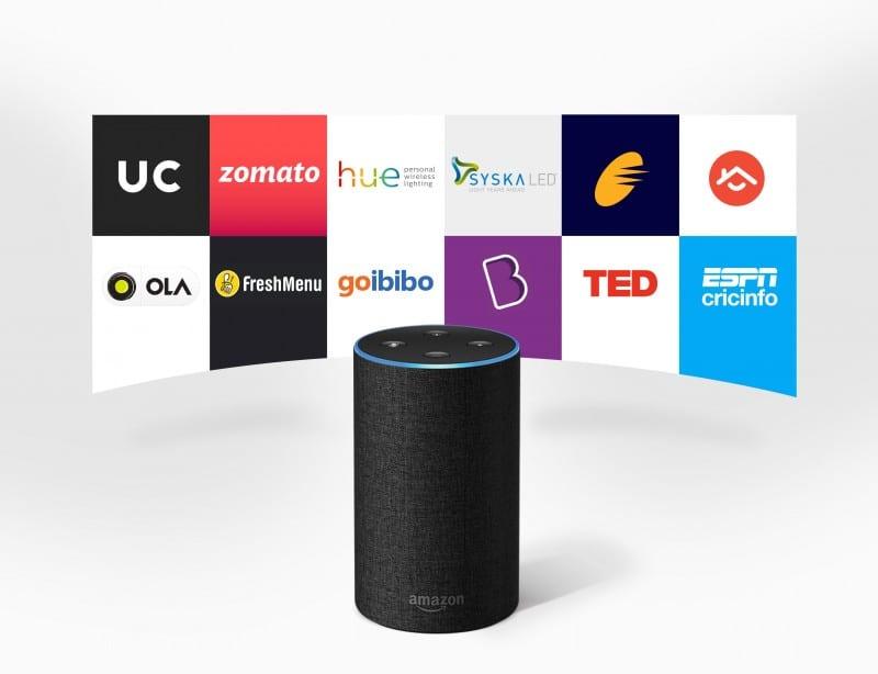 Amazon Alexa-Skills-Kit