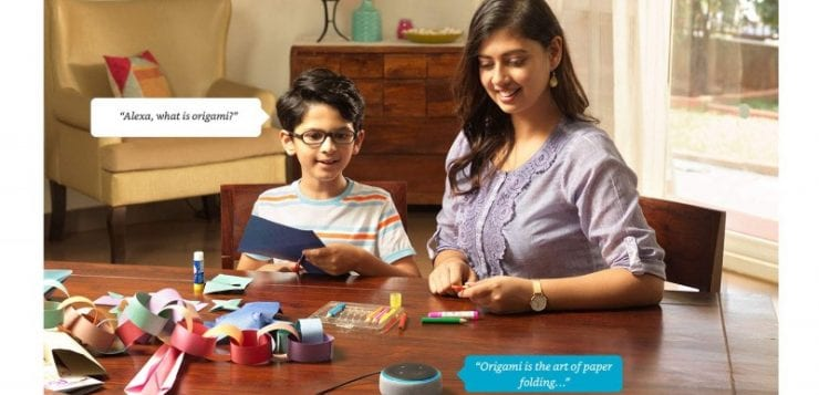 Alexa skills for Children's day