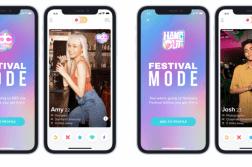 Tinder Festival Mode INDIA