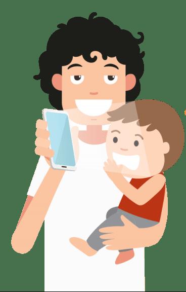 Keep your children off smartphones