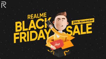 Black Friday Realme