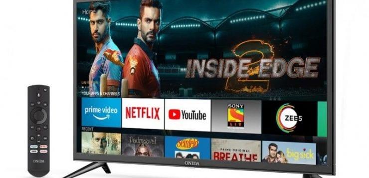 Onida Fire TV Edition Smart TVs