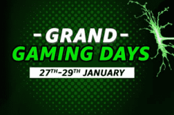 Amazon Grand Gaming Days