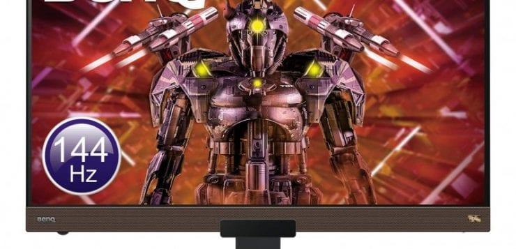 BenQ EX2780Q Gaming Monitor
