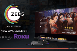 ZEE5 now available on Roku