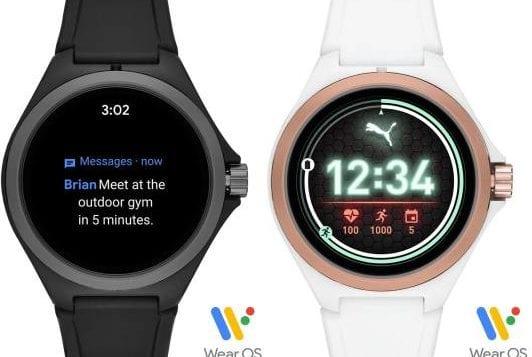 Puma WearOS Smartwatch